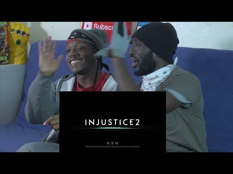 Thumbnail: Injustice 2 – Fighter Pack 3 Revealed! Reaction