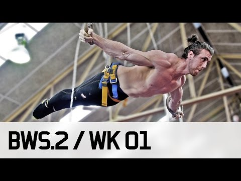 EPIC Gymnastics Strength Program / STRONGER! BWS.2 / Week 01
