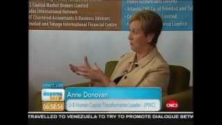 ICAC 2015 Conference Presenter: Anne Donovan – US Human Capital Transformation Leader, PwC