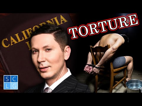 """Legal Analysis: What is considered """"torture""""? (Penal Code 206)"""