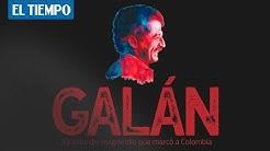 Así fue como la mafia mató a Galán hace 30 años en la plaza de Soacha | EL TIEMPO