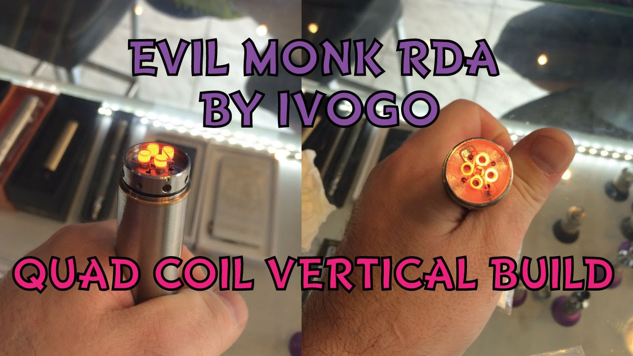 HOW TO BUILD VERTICAL COILS FOR RDA