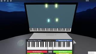 Melanie Martinez - Recess - Roblox Piano