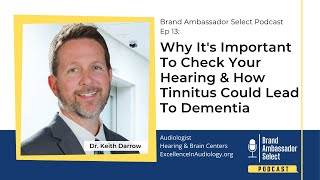 Why It's Important To Check Your Hearing & How Tinnitus Could Lead To Dementia