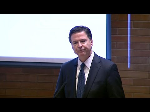 FBI director James Comey on clash between security, Internet privacy