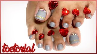 No More Chipped Toe Nail Polish! | DIY Gel Toes
