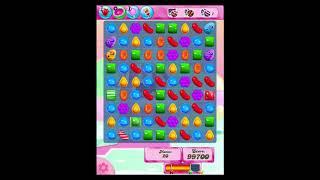 Candy Crush Saga Level 257 Walkthrough