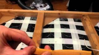Обзор ремонт дивана с пружинами и паролоном