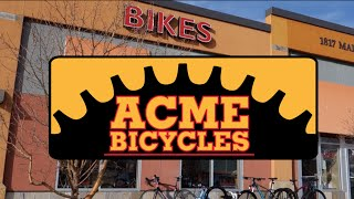 Get to know ACME Bicycles in Longmont Colorado