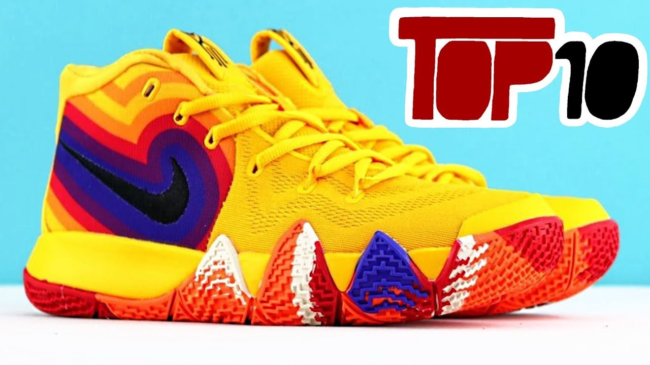 watch 82e29 cff1f Top 10 Cheapest Nike Kyrie 4 Shoes In 2018