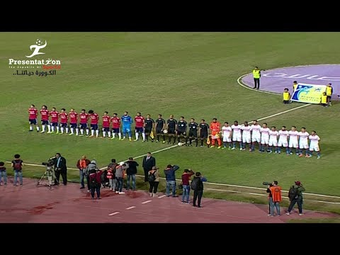 مباراة النصر vs الزمالك | 1 - 2 الجولة الـ 26 الدوري المصري 2017 - 2018