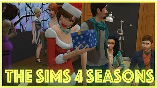 The Sims 4: Seasons // Winterfest (Part 8)