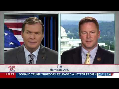 America Talks Live | Rep. Warren Davidson on Trump and the
