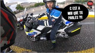 MOTARDS vs POLICE 3