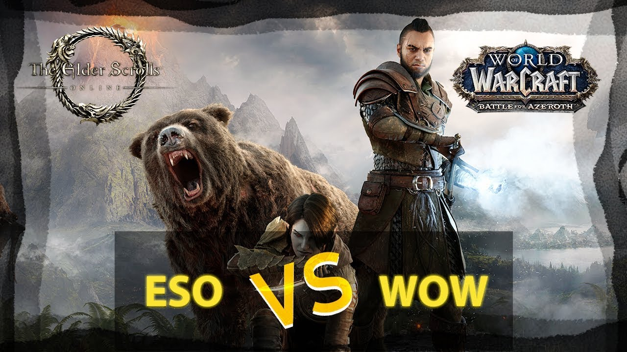 ESO vs WOW - The switch from a WOW veteran's perspective 2019