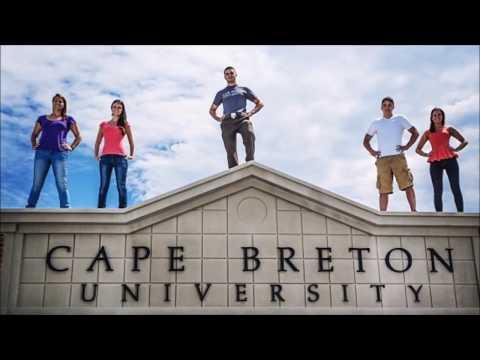 Study in Canada - Cape Breton University