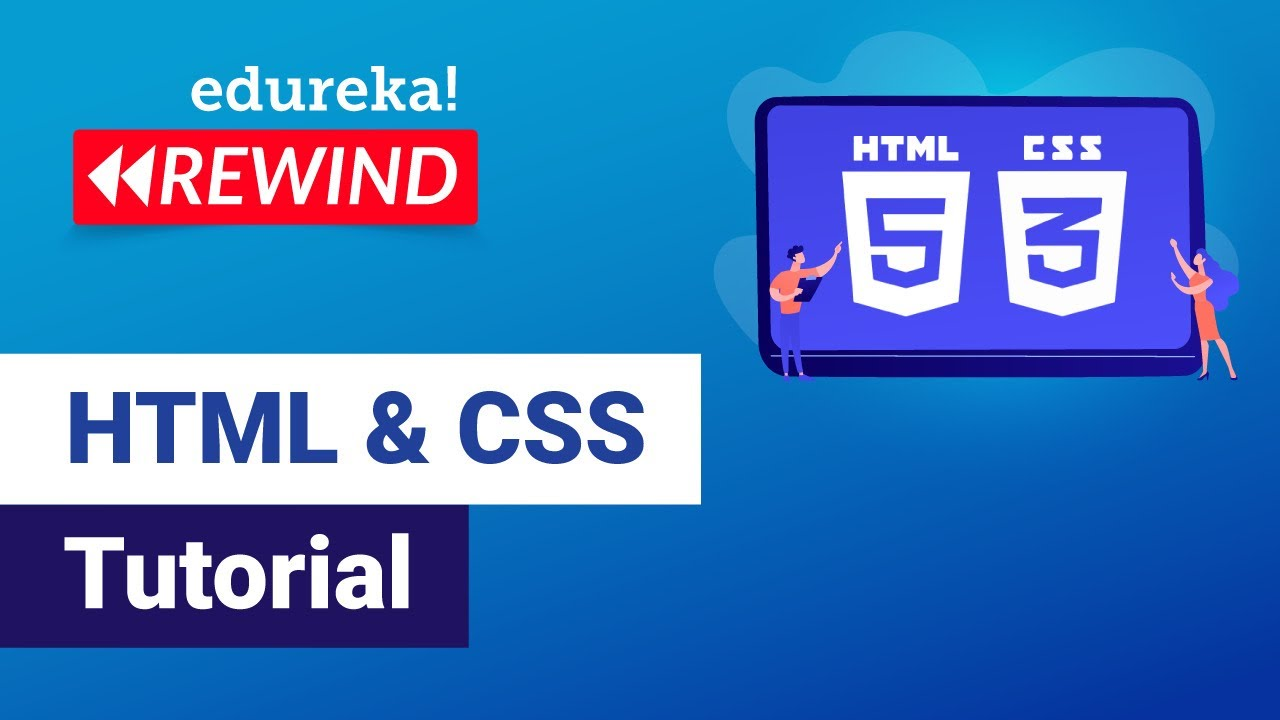 HTML and CSS Tutorial   HTML and CSS   HTML CSS Tutorial