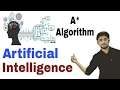 A* algorithm in artificial intelligence in hindi | a* algorithm in ai | a* algorithm with example