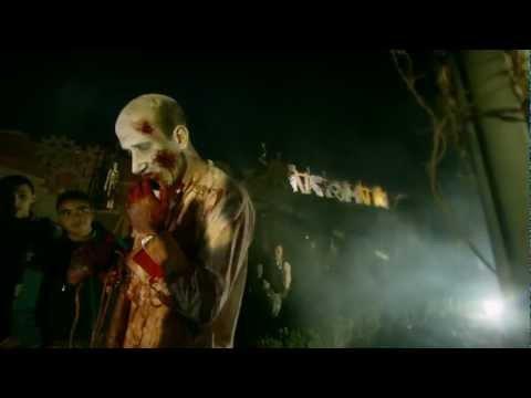 The Walibi Belgium Post Halloween movie 2011