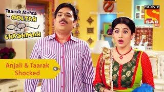 Your Favorite Character | Anjali  Taarak Are Shocked | Taarak Mehta Ka Ooltah Chashmah