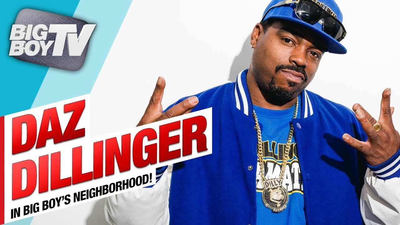Daz Dillinger Talks About His New Album, Working w/ Tupac and Being on Death Row