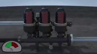 Работа фильтра очистки воды типа Spin Klin(, 2015-05-27T08:10:12.000Z)