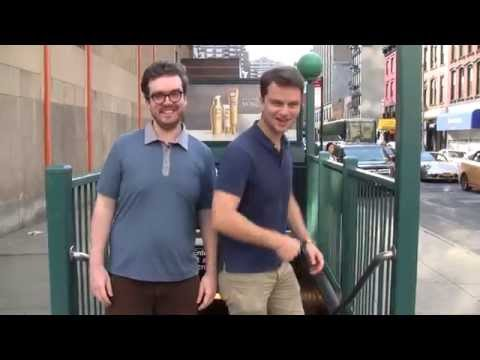 Kevin and Jimmy's Guide to New York City: The Basics