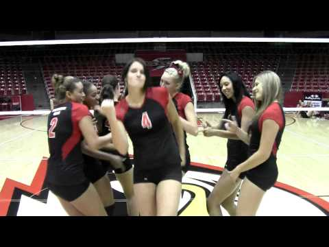 2012 SUU Volleyball Profiles - Annie Stradling