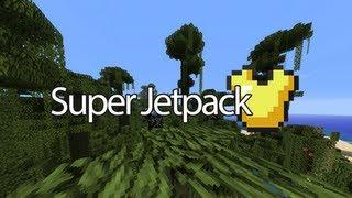 Bukkit: Super Jetpack - A fun way to get around your server!