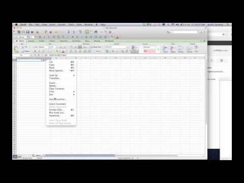 How to Display Numbers With Exponents in Excel : Microsoft Excel Tips