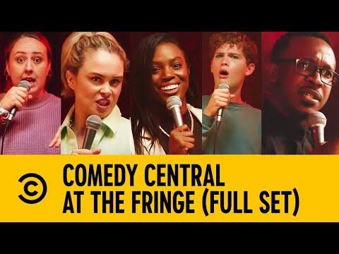 🔴Comedy Central At The Edinburgh Fringe | Week One | Full Live Sets