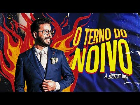 A ESCOLHA DO TERNO DO NOIVO   @jackcatfilmes