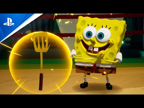 SpongeBob SquarePants: Battle for Bikini Bottom - Rehydrated | Release Trailer | PS4