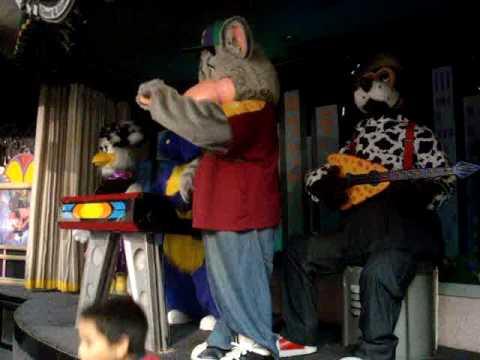 Chuck E Live Dancin All Night Long Youtube