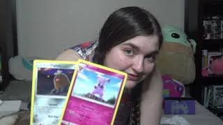 Pokemon TCG Booster Pack Opening 6