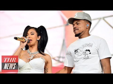 Cardi B & Chance the Rapper to Judge Netflix's New Hip-Hop Competition Show | THR News Mp3