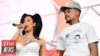 Cardi B & Chance the Rapper to Judge Netflix's New Hip-Hop Competition Show | THR News