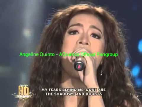 "Angeline Quinto ""This is my now"""