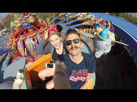 A Very Magical Day At Disney's Magic Kingdom!!! (1.24.15)