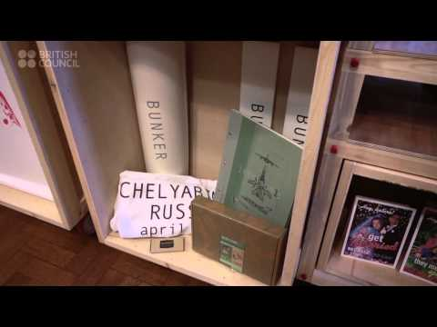 Glasgow International 2012: The Art Lending Library
