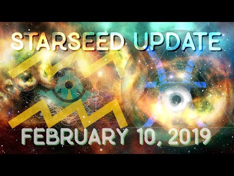 Starseed Update February 10 2019 Quantum Astrology Mercury in Pisces!!!