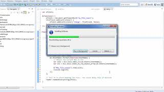 Install Android Development tool in eclipse