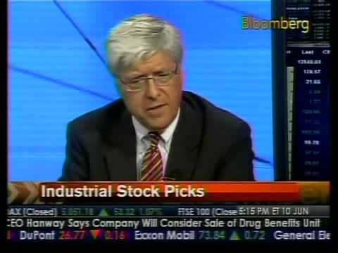 Sector Watch - Industrials - Bloomberg