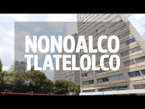 ¿Conoces la Unidad Nonoalco Tlatelolco? 🌆 | CHILANGO
