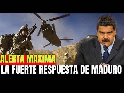 EL MENSAJE QUE NICOLAS MADURO ENVÍA  INTERNACIONAL