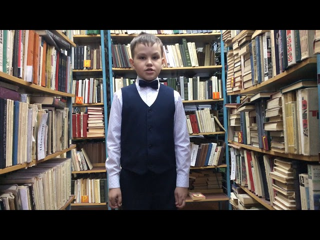 Изображение предпросмотра прочтения – ИванРябокон читает произведение «Ворона» А.А.Блока