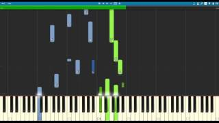 Ose Shalom Piano Tutorial Synthesia