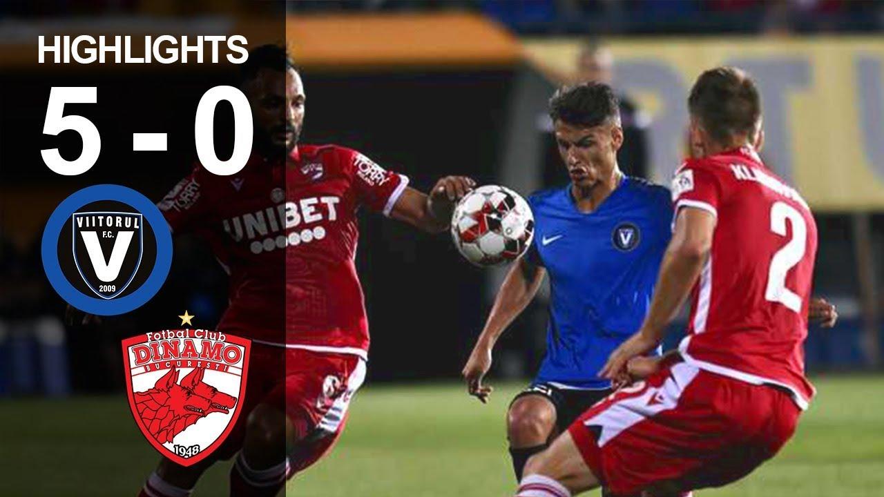 PCH la Dinamo - Viitorul 2-3 - YouTube  |Viitorul Dinamo