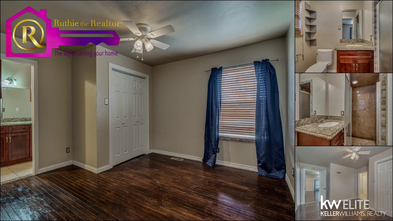 4 Bedroom Midwest City Home for Sale!