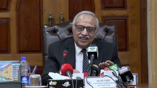 Election Commission of Pakistan Proposes Changes For Conduct Of Elections.